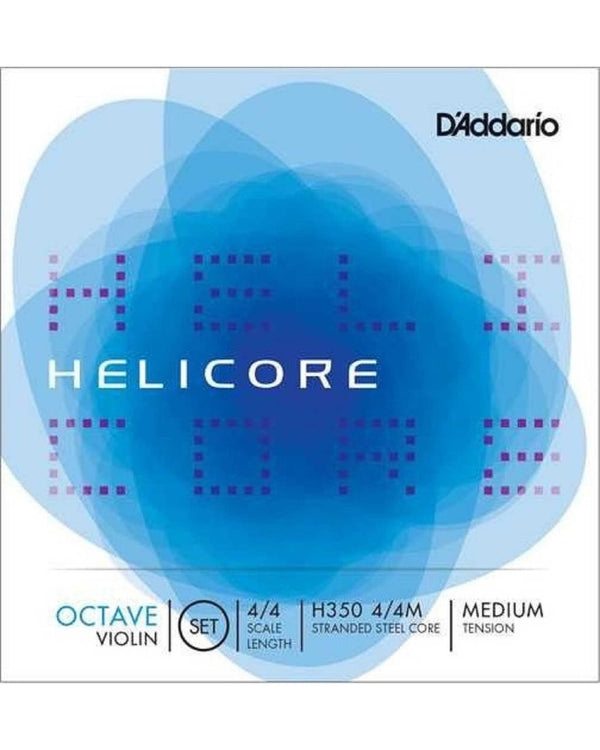 D'Addario Helicore H350 Octave Violin Strings