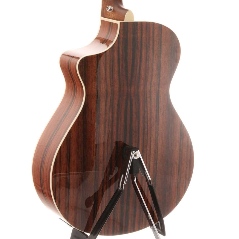 Breedlove Pursuit Exotic Concert Ebony Acoustic-Electric Guitar with Gigbag
