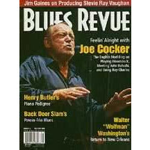 Blues Revue December/January 2008/2009
