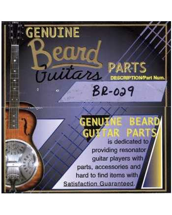 Beard Special 29 Third String, 3-Pack