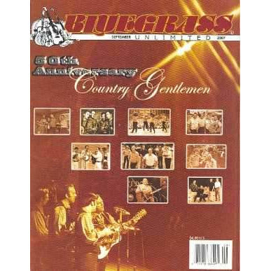 Bluegrass Unlimited September 2007