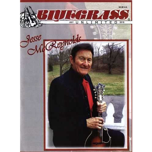 Bluegrass Unlimited July 2010