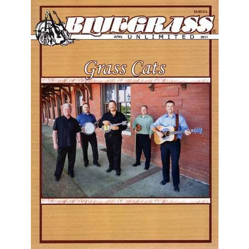 Bluegrass Unlimited April 2011
