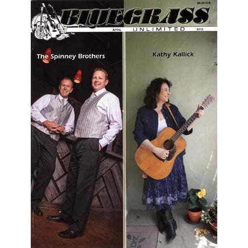 Bluegrass Unlimited April 2013