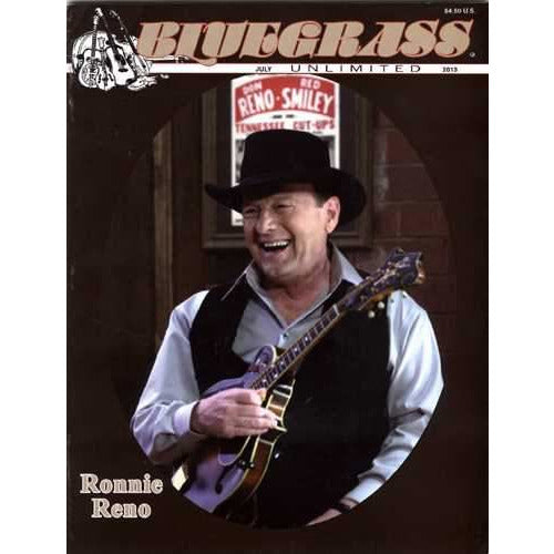 Bluegrass Unlimited July 2013
