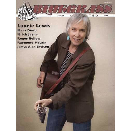 Bluegrass Unlimited August 2014
