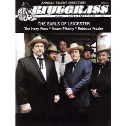 Bluegrass Unlimited October 2014