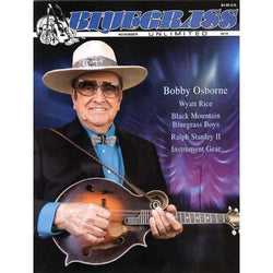 Bluegrass Unlimited November 2014