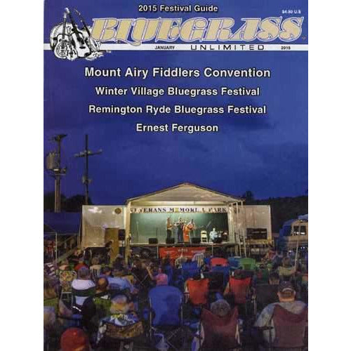 Bluegrass Unlimited January 2015