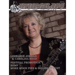 Bluegrass Unlimited February 2015