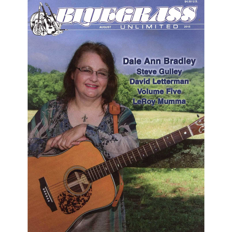 Bluegrass Unlimited August 2015