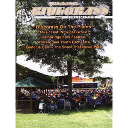 Bluegrass Unlimited January 2016