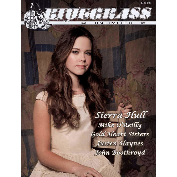Bluegrass Unlimited May 2016