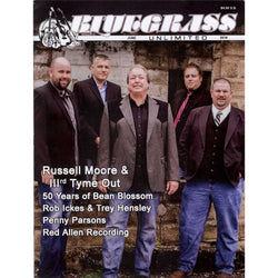 Bluegrass Unlimited June 2016