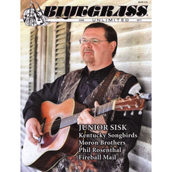 Bluegrass Unlimited June 2017