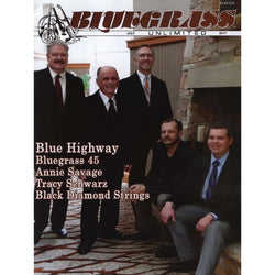 Bluegrass Unlimited July 2017