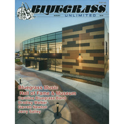 Bluegrass Unlimited August 2018