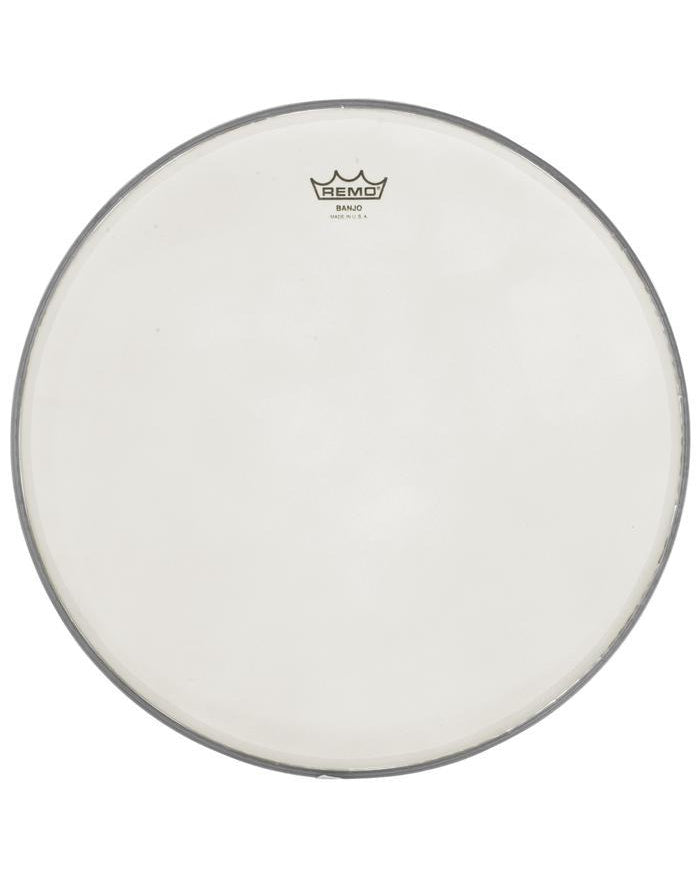 Remo Cloudy Banjo Head, 10 3/4 Inch Diameter, High Crown (1/2 Inch)
