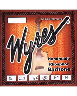 Wyres Custom Baritone Guitar Strings