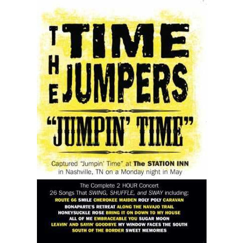 DVD-The Time Jumpers - Jumpin' Time