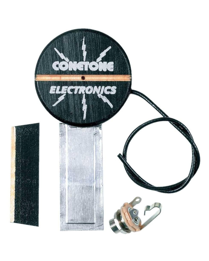 "Conetone ""Electric Biscuit"" Resonator Guitar Pickup"