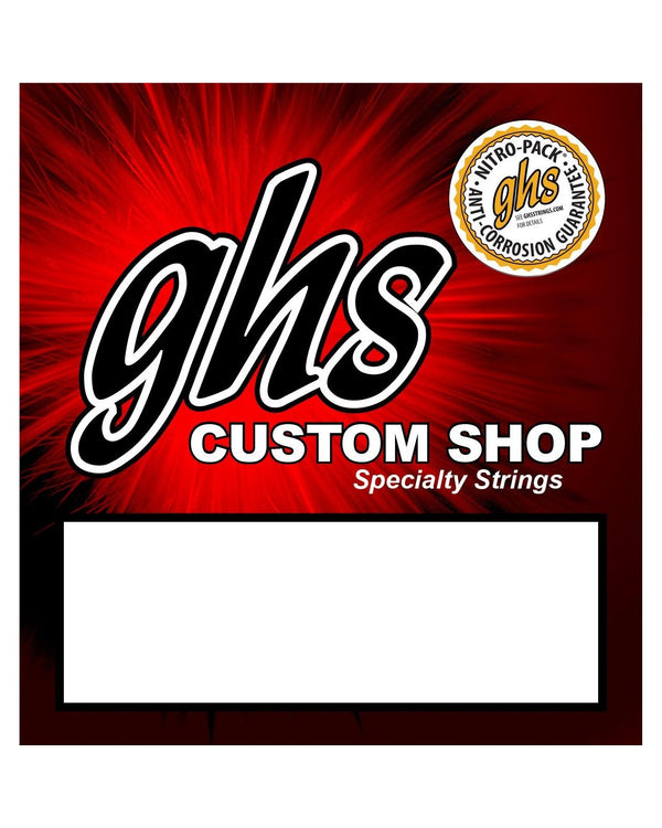 GHS Custom Stainless Steel Resonator Guitar Strings