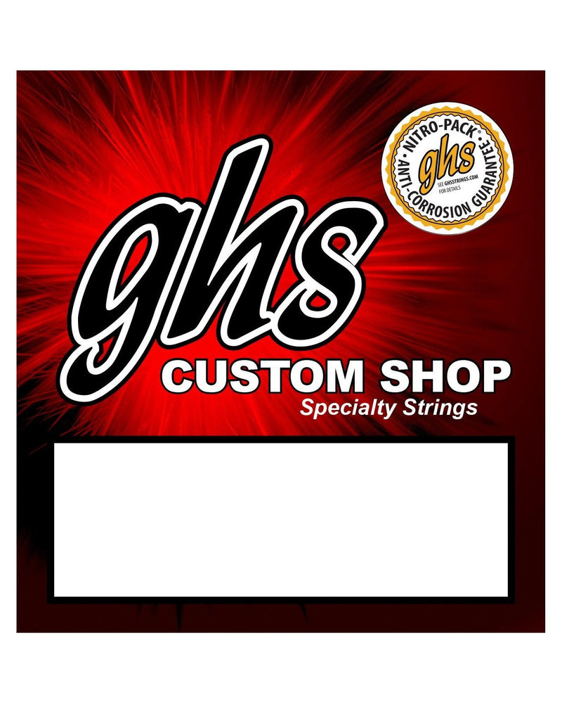 GHS GLSE Custom Nickel Roundwound Lap Steel E-Tuning Strings