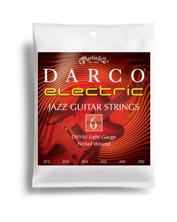 Darco D9100 Jazz Light Strings - DISCONTINUED