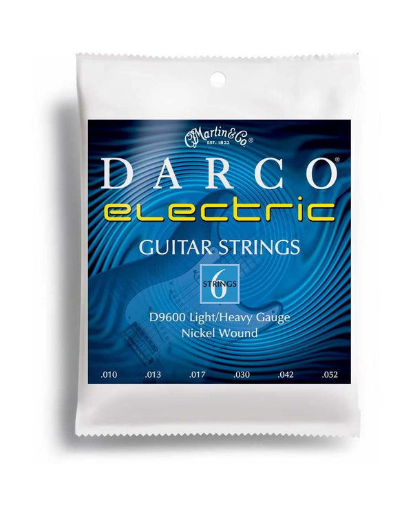Darco D9600 Light/Heavy 6-String Electric Guitar Set