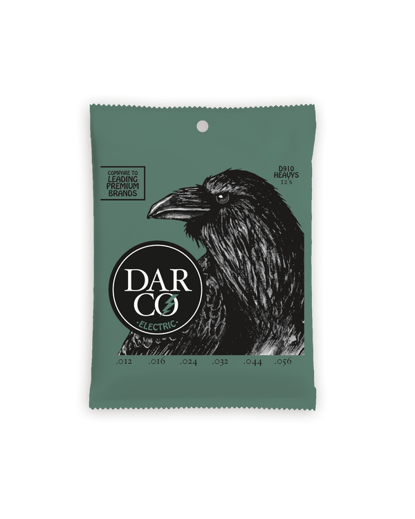 Darco D910 Heavy Gauge Electric Guitar Strings