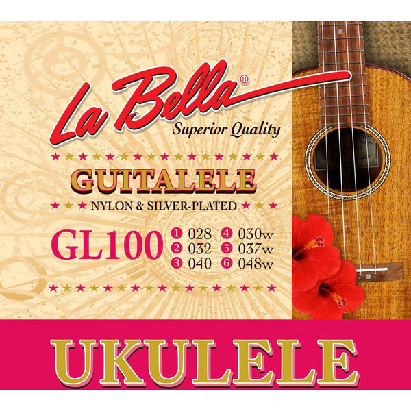 La Bella GL100 Guitalele Strings