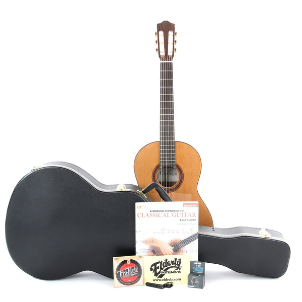 * Elderly Instruments Classical Guitar Outfit