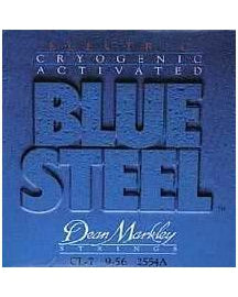 Dean Markley 2554 Blue Steel Custom Light Gauge Electric Guitar Strings