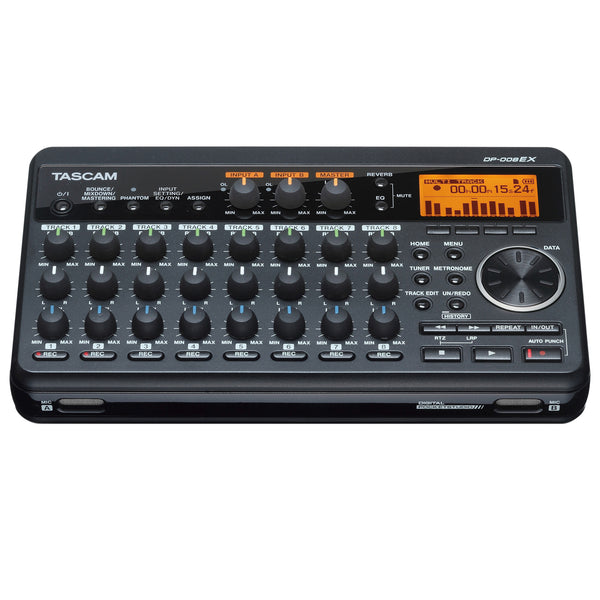 Tascam DP-008EX Digital Portastudio