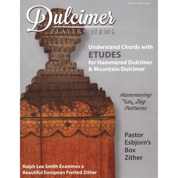 Dulcimer Players News December 2015 Vol. 41 No. 4