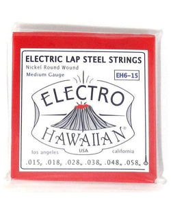 Asher Electro Hawaiian Lap Steel Strings