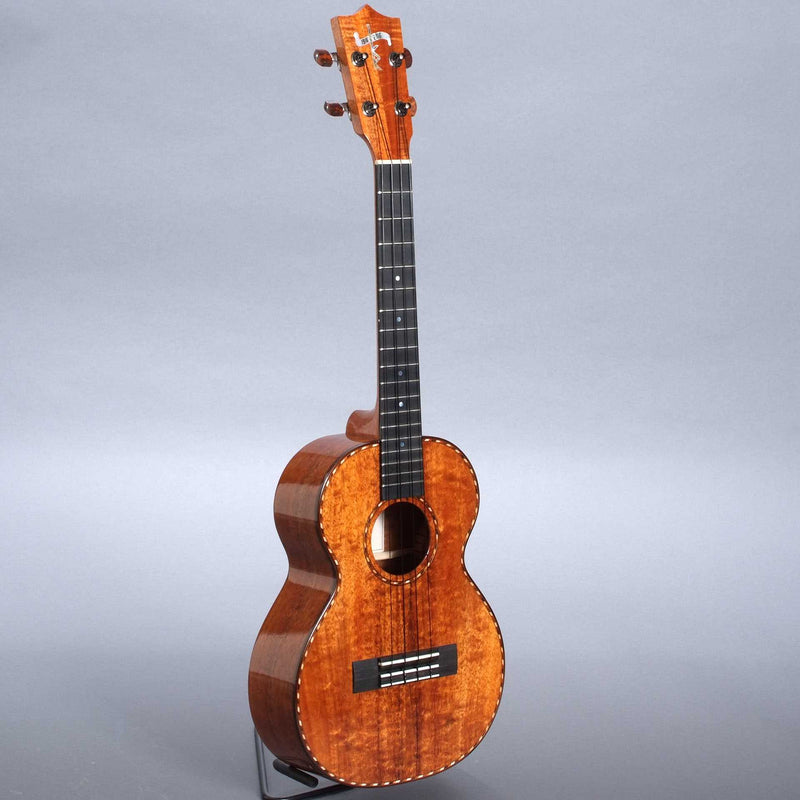 Kamaka 100th Anniversary HF-3D Deluxe Tenor Ukulele with Case