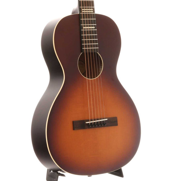 Recording King Dirty 30's Parlor Guitar, 12-Fret, True Parlor Size