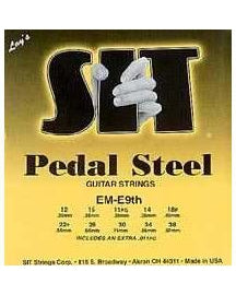 SIT Em-E9TH Power Wound 10-String Pedal Steel Strings