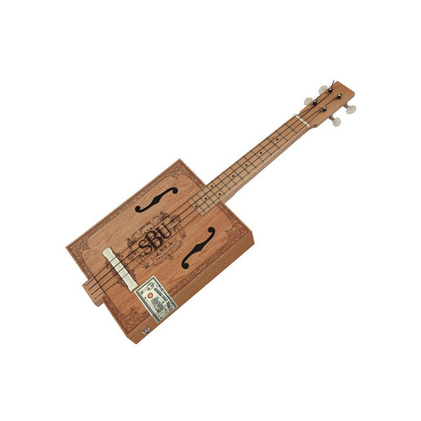 The Electric Strum Box Ukulele Complete Kit