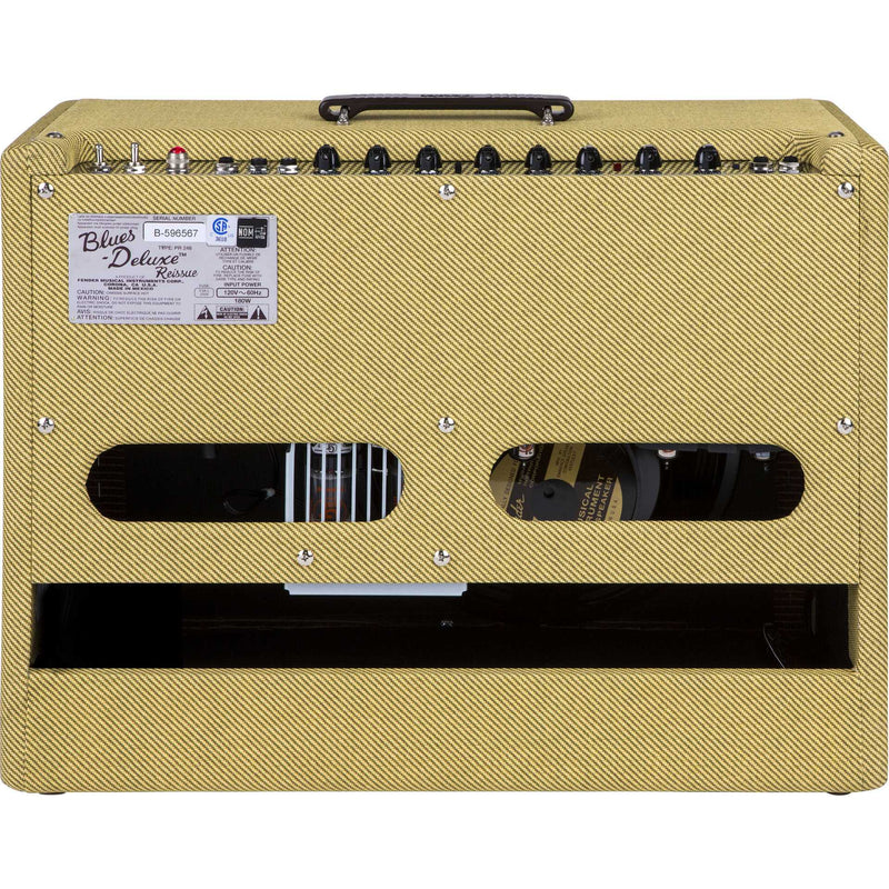 Fender Blues Deluxe Tweed Reissue Combo Amplifier
