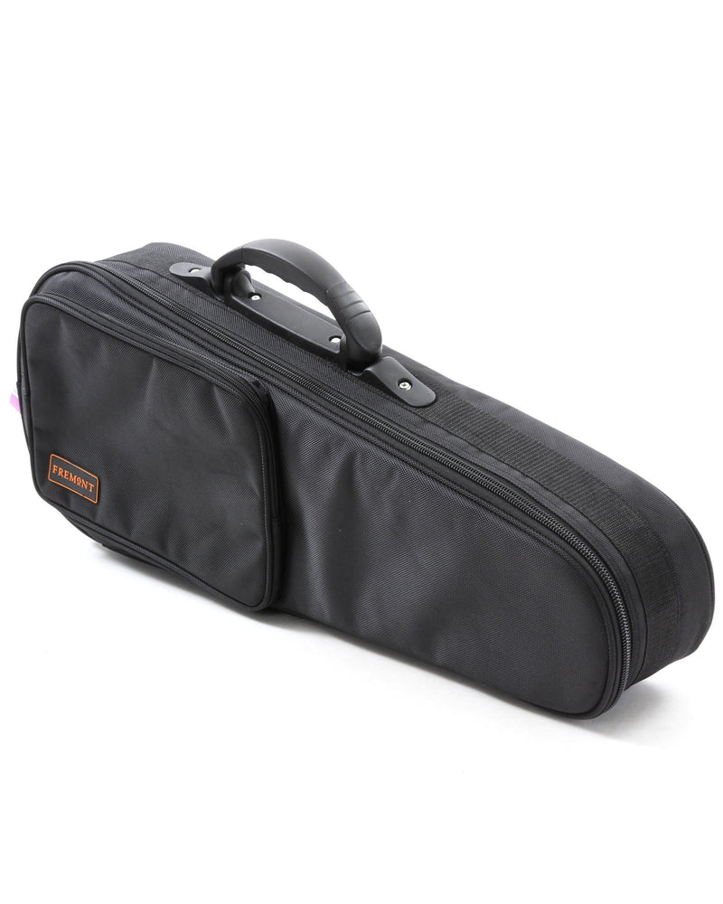 Fremont Steady Concert Ukulele Soft Case, Black