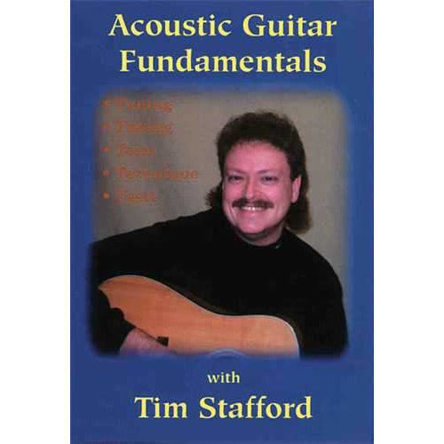 DVD - Acoustic Guitar Fundamentals