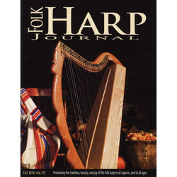 Folk Harp Journal Fall 2016 Issue No. 172