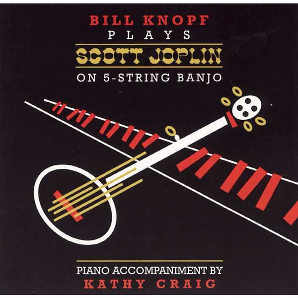 Bill Knopf Plays Scott Joplin On 5-String Banjo