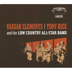 Vassar Clements / Tony Rice and the Low Country All-Star Band