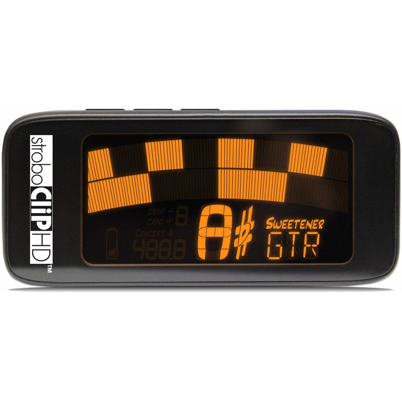 Peterson SC-HD Stroboclip HD Clip-On Strobe Tuner