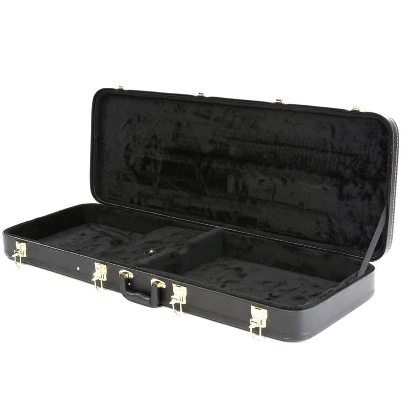 Guardian 16 Series Flat Top Hardshell Case for Solidbody Electric Guitar, Rectangular