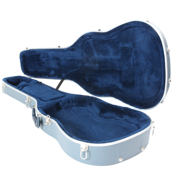 Martin Dreadnought Gray Thermoplastic Guitar Case