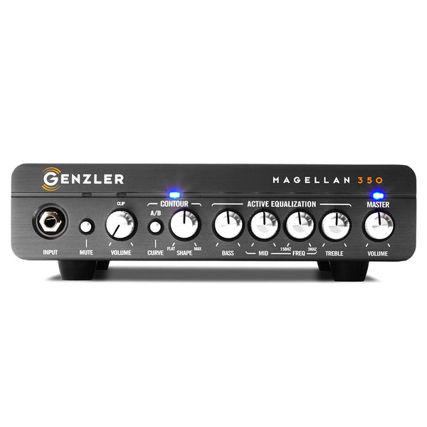 Genzler Magellan 350 Bass Amplifier